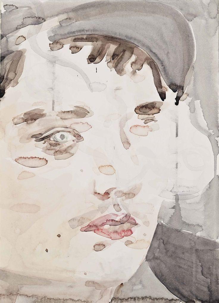 Elizabeth Peyton (American, b. 1965), Pete (Pete Doherty), 2007.