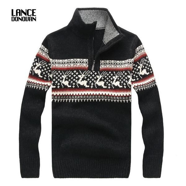 #BestPrice #Fashion  5 Colors 2016 Winter New Man Casual Sweater men Turtleneck Pullovers Knitted Clothing Mens Sweaters