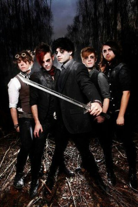 The Fearless Vampire Killers. <3 I admire these five men more than you could ever imagine.