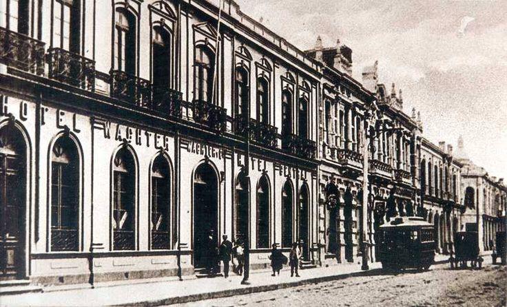 Hotel Wachter de Concepción