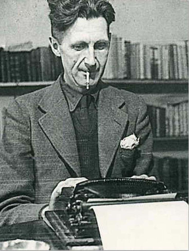 "George Orwell ""Politics And The English Language"""