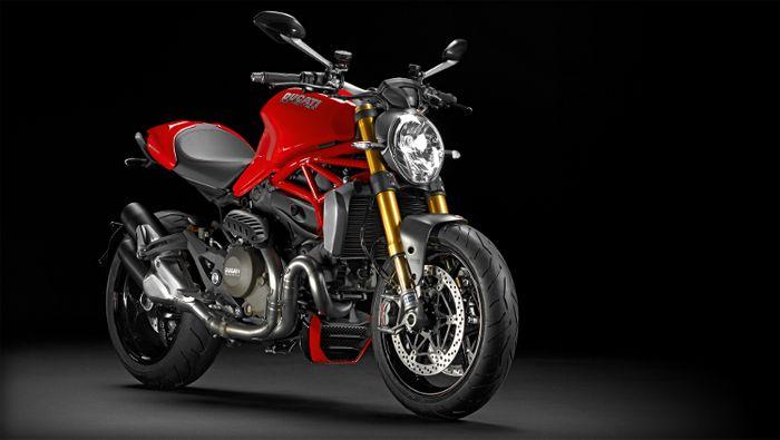 The Bullitt: 2014 Ducati Monster 1200S
