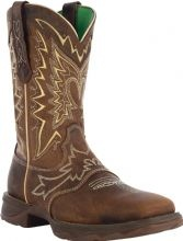 These Durango Boots are lightweight and comfortable with lots of style.  #Squaretoe #tan #boots