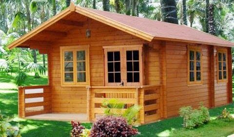 Pin By Paul Vang On Ideas For Small Cute Homes Wood House Design