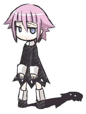 Crona is me on the inside, There is only one other fictional character I can relate to so stongly