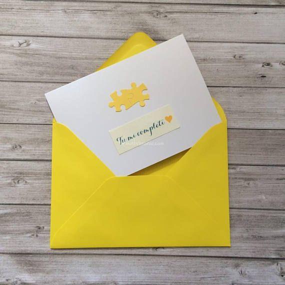 Pacchetto 20 Partecipazioni Matrimonio Tema Puzzle Love Tag Matrimonio Wedding Love Invitation Sposi Sposa Paper Shopping Bag Paper Tableware