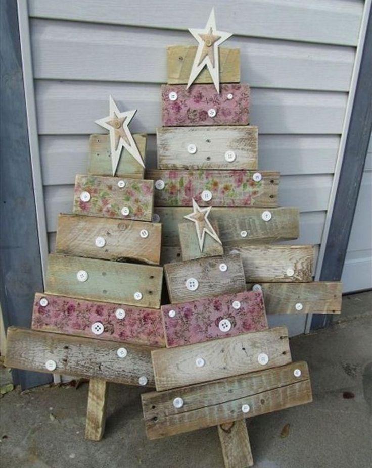christmas tree pallet pattern