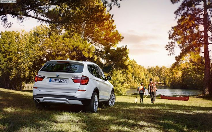 2015 BMW X3 - Wallpapers