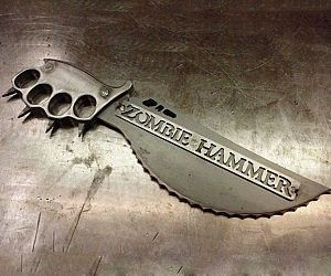 Must have! Zombie Apocalypse Weaponry