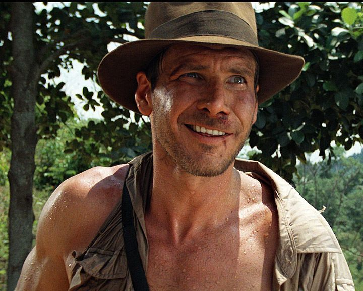 """""""He no nuts, he's crazy!"""" Short Round from """"Indiana Jones and the Temple of Doom"""", (1983)."""