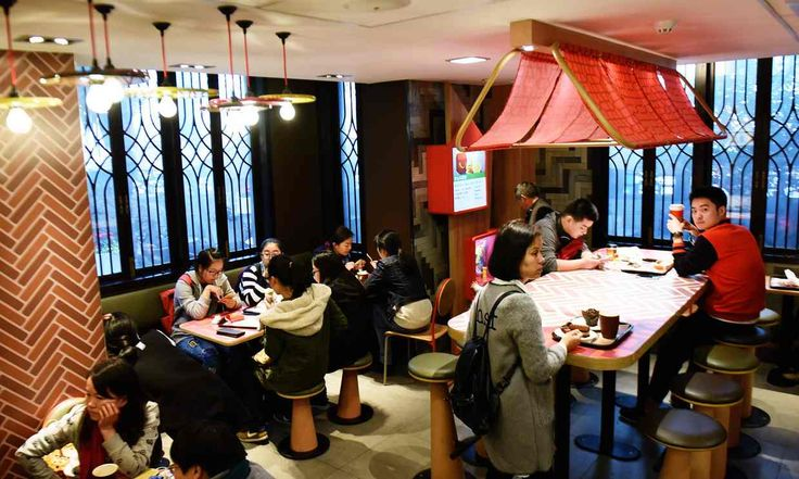 McDonald's was recently criticized for opening a restaurant in the home of a former ex-Taiwan president, which was officially listed as a historical site. (Ryan)