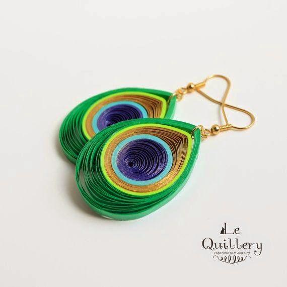 60 υπέροχα κοσμήματα με την τεχνική QUILLING! | Φτιάξτο μόνος σου - Κατασκευές DIY - Do it yourself