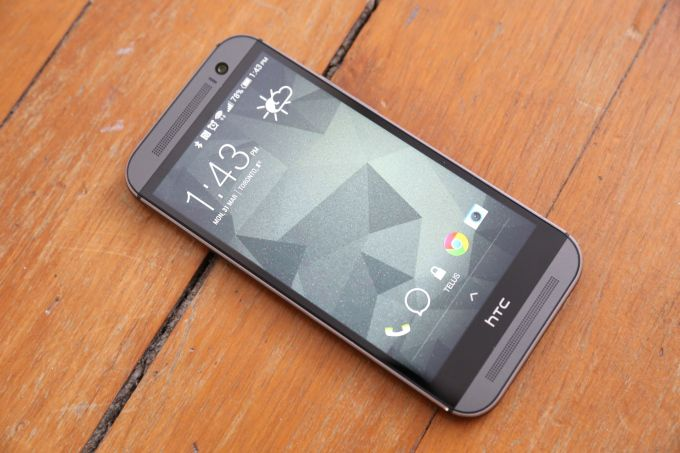 HTC One (M8) Review: The New Best Android Smartphone | TechCrunch