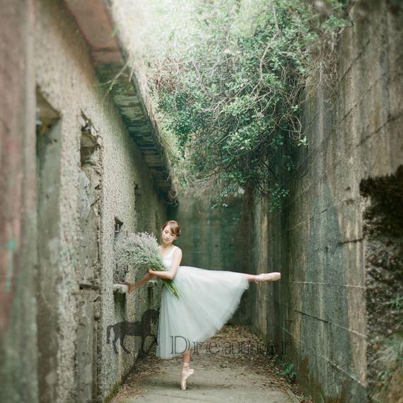 DREAMER retro dream ballet skirt poncho skirt wedding dress skirt dress skirt light wedding dress