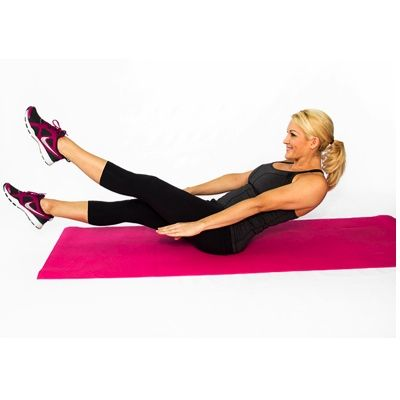 Skinny Abs: Ten Ab-Rippin Workouts (skinny mom)