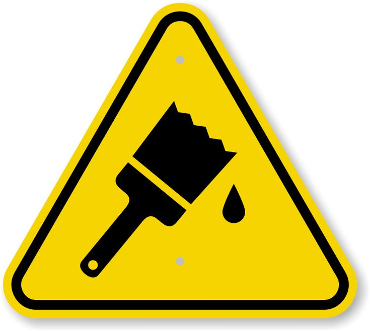 13 Best Hazard Symbols Images On Pinterest Icons Symbols And