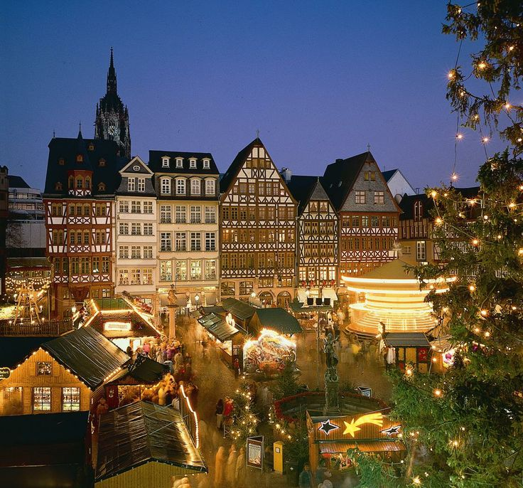 Christmas Markets in Germany | Welcome to Germany: CHRISTMAS in Germany | WEIHNACHTEN in Deutschland