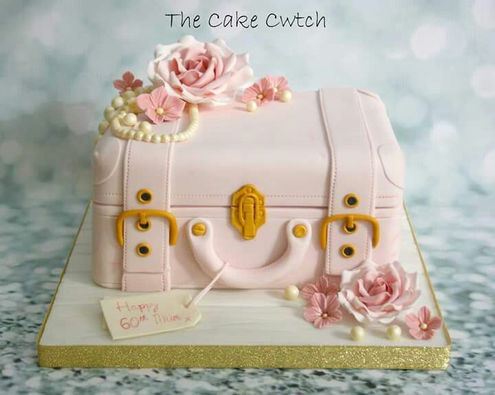 685 best Female Birthday Cakes images on Pinterest Birthday cakes