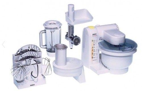 Robot Kuchenny Bosch Mum4655 550w Led Wtyczki I Wyswietlacz
