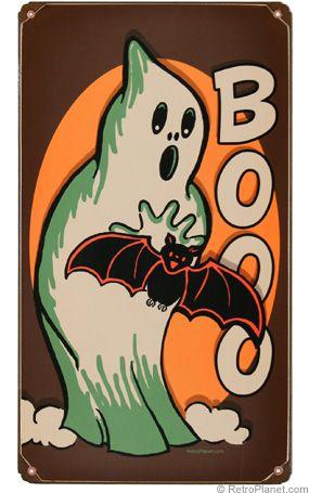 Vintage Halloween Die-cut