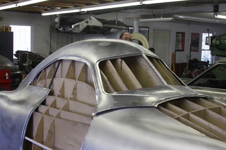 VW Type 64 KDF 1939 Copacetic Metal Shaping Dave Miller022
