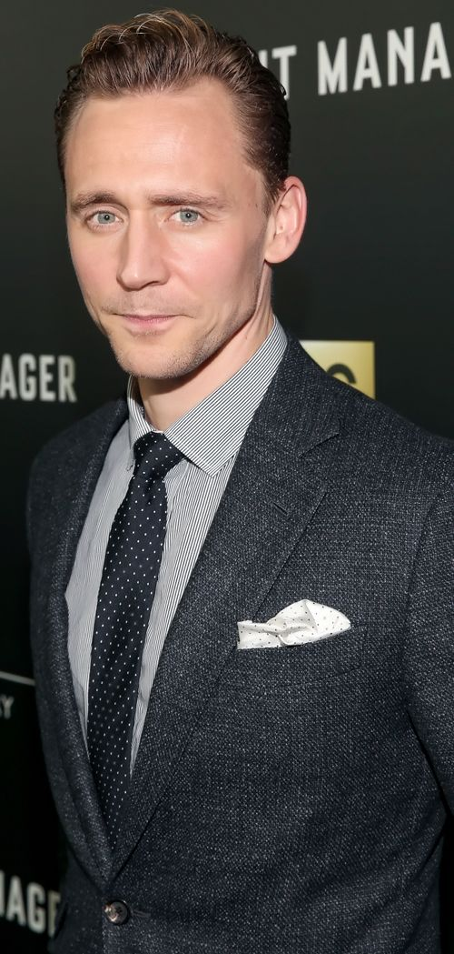 Tom Hiddleston attends the premiere of AMC's The Night Manager at DGA Theater on April 5, 2016 in Los Angeles, California. Full size image: http://ww1.sinaimg.cn/large/6e14d388jw1f2mto3v9acj223c2u0qv7.jpg Source: Torrilla, Weibo