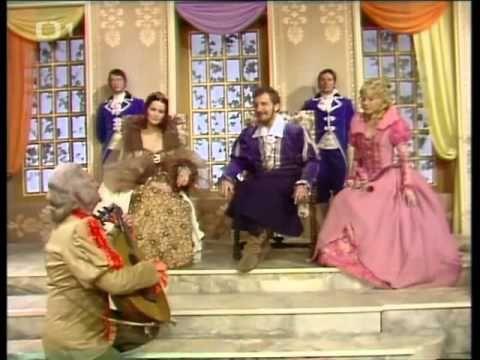 O Všudybylovi Pohádka Československo 1976 - YouTube