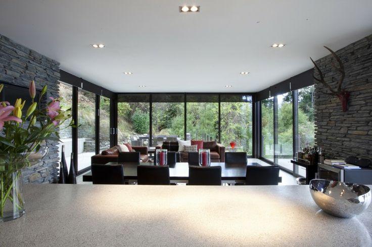 Luxury Holiday House, Queenstown, Villa, New Zealand, Whitbourn Luxury, Apartment