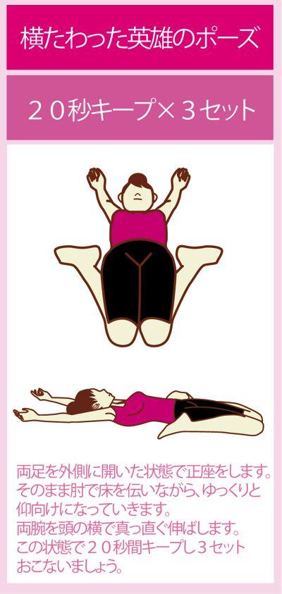 【夜ヨガ】寝る前10分のヨガのポーズで安眠効果 | ダイエットなら美wise!
