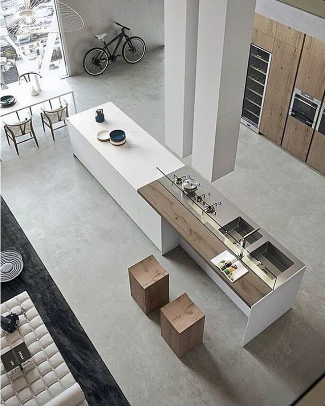 Visita Dsigners.net (Link on Bio) #d_signers Beautiful #kitchen by Arrital Cucine Design #Italy