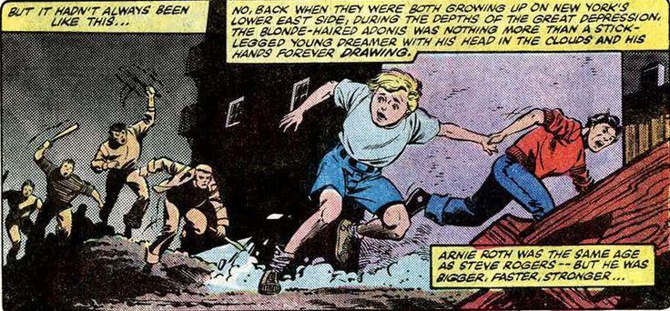 The Avengers as Children