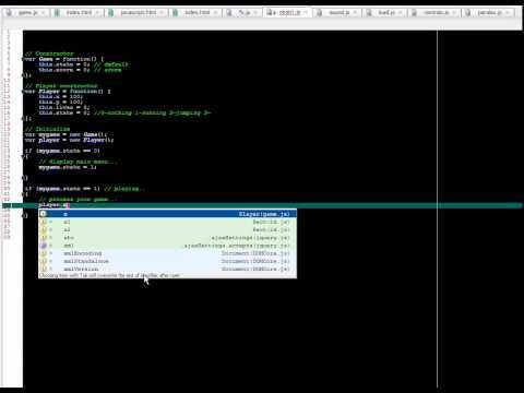 Tutorial 3 - Creating Constructor Objects in JavaScript - YouTube