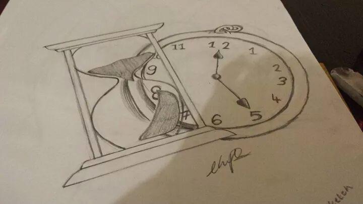 Random Drawing - Time