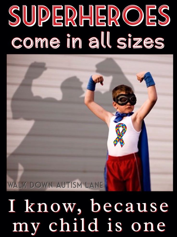 He will forever be my superhero!