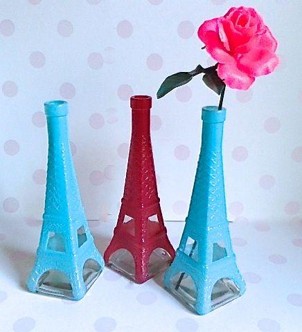 geliebter eifelturm als vase von @rice_up