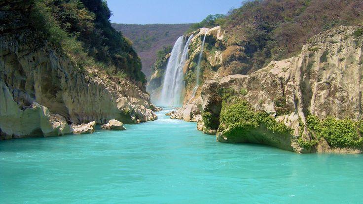 Wallpapers de Paisajes Naturales[HD] - Taringa!.cascada de Tamul