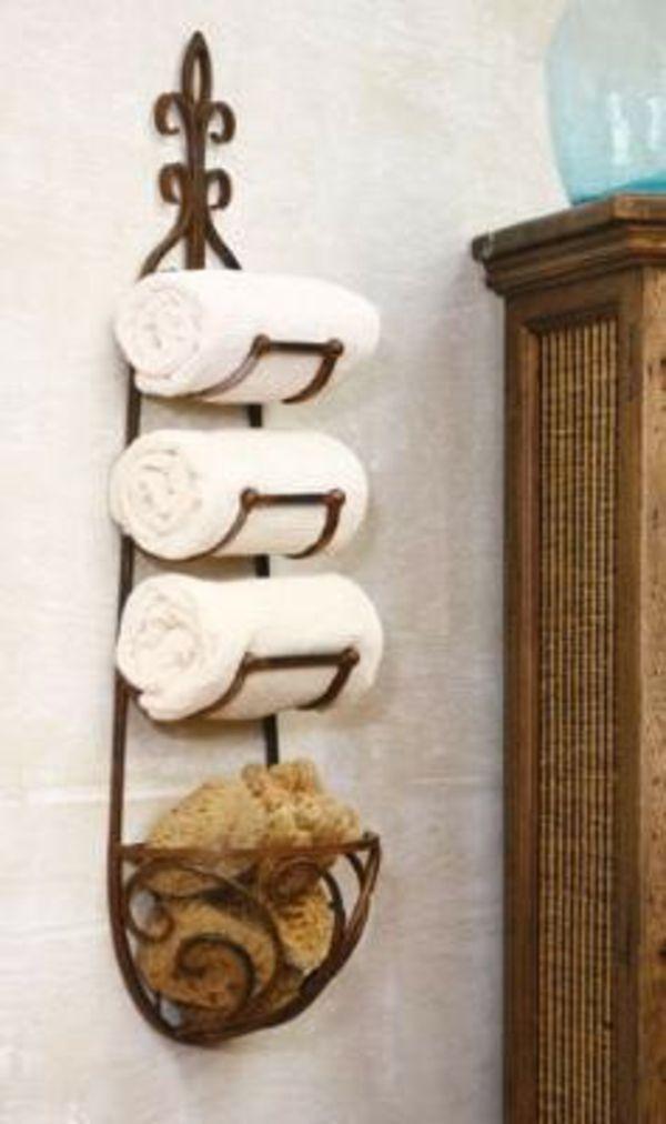 37 best So schaffen Sie mehr Ablagefläche für Ihr Badezimmer DIY - coole buchstutzen kreativ dekorativ stabil