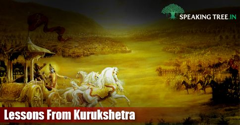 Do you know about, Kurukshetra, where the battle of Mahabharata is believed to have been fought? Check out Speaking Tree for details.