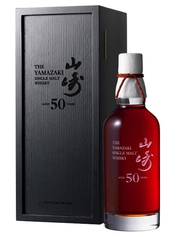 Suntory Single Malt #Whisky Limited-Edition Yamazaki 50 Years Old PD