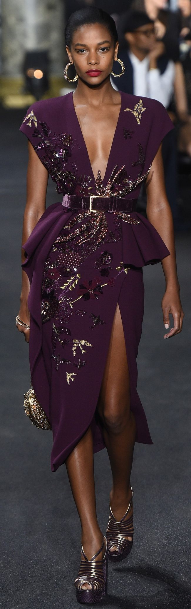 Elie Saab Haute Couture Fall/Winter 2016-2017