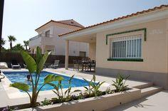 Last Minute Angebote Ferienhaus mit Privatpool Ferienhaus Casa Sonja mit Privatpool in Riumar (Deltebre-Tarragona)