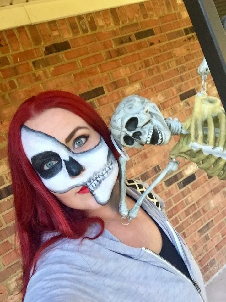 ditch the halloween makeup isle instead purchase younique natural based mineral makeup for you use for halloween too a win win - Best Halloween Makeup To Use