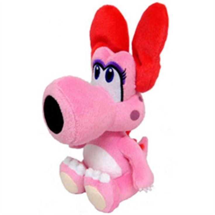 DRAGHELLA Abbiamo imparato a conoscerla in Super Mario Bros 2 e da allora non l'abbiamo mai dimenticata: Draghella (nota anche come Birdo o Strutzi), qui ritratta in un morbidissimo peluche da 20 cm. Licenza ufficiale Nintendo, materiali di qualità. - Maggiori dettagli: http://www.thegameshop.it/it/peluche/526-nintendo-draghella-plush-20-cm-3760116328562.html#sthash.RVWXzpoH.dpuf