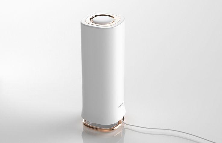 BLENDIN - transferable tea water purifier