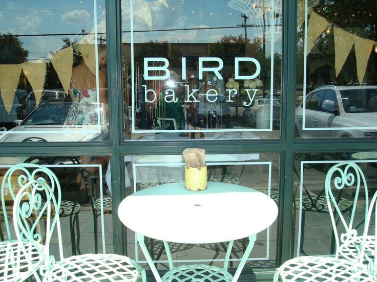Bird Bakery San Antonio San Antonio Pinterest TVs