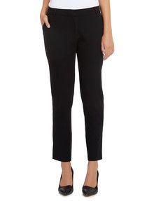 Oliver Black Two-Way Stretch Tapered Pant product photo