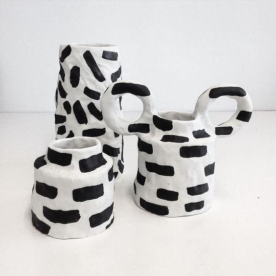 ceramics, Emelie Thornatdsson * source : formspraket.spotlife.se * Image : Emelie Thornatdsson