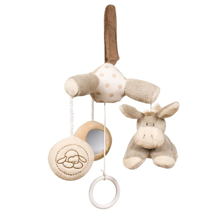 Mini mobile lamb and donkey - #baby #bebe #doudou #knuffel #knuffelbeer #cuddlytoy #kuscheltier #nattou #papa #mama #mom #dad #father #mother #parents #maman #grossesse #zwanger #pregnant #pregnancy #zwangerschap #enceinte #cuddly #peluche #plush #Plusch #schwanger #geboorte #geburt #birth #naissance #vater #eltern #mutter #ragdoll #cuddly #toy #cadeau #gift #geschenk #ezel #ane #donkey #esel #lamb #agneau #lam #lamm #schaap #scheep #mouton #schaf #grijs #grey #gris #grau #beige