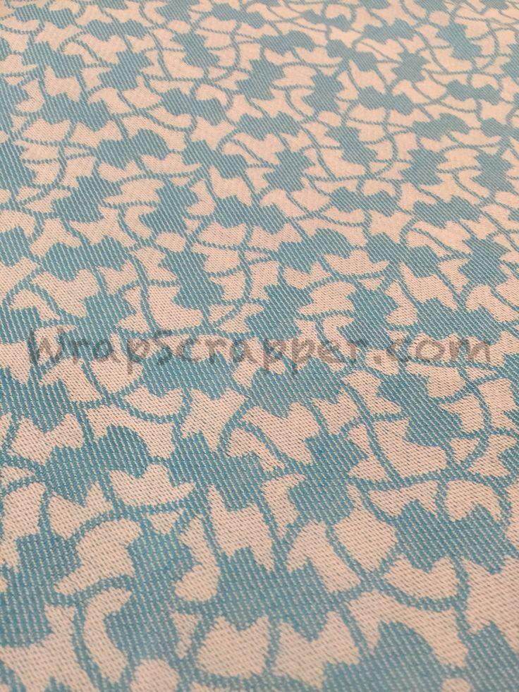 Yaro Ivy Blue Wrap Scrap