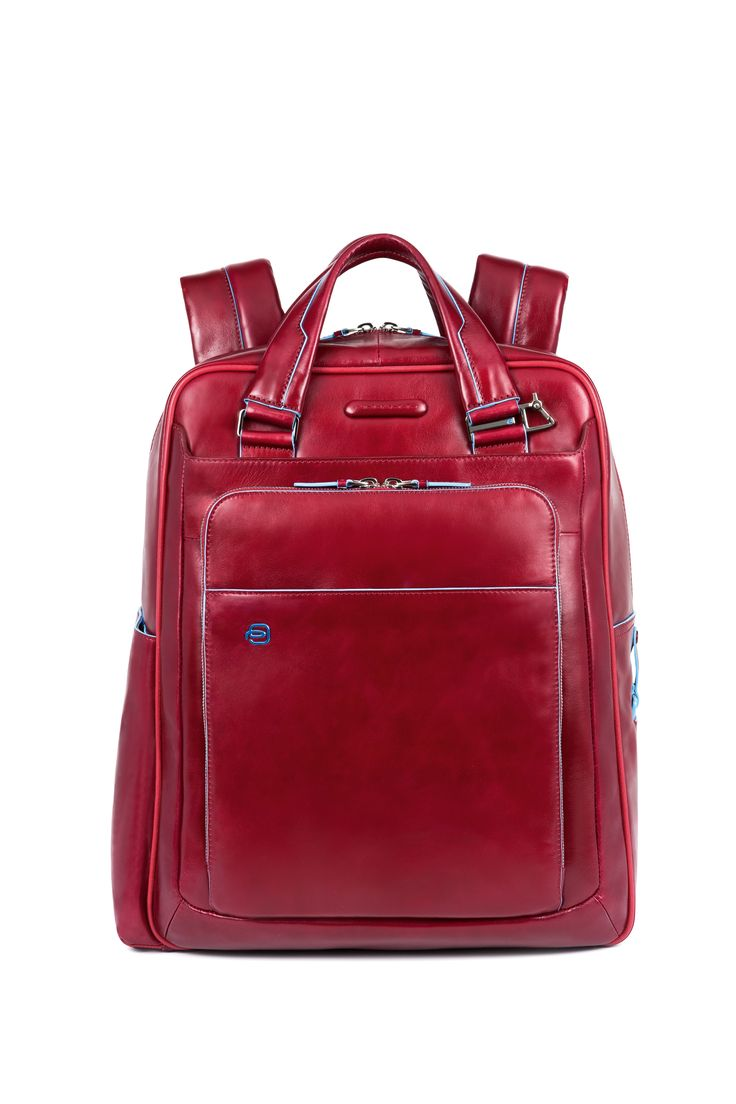 Blue Square Backpack http://www.piquadro.com/_/cartella-verticale-a-due-manici-con-portabilita.html